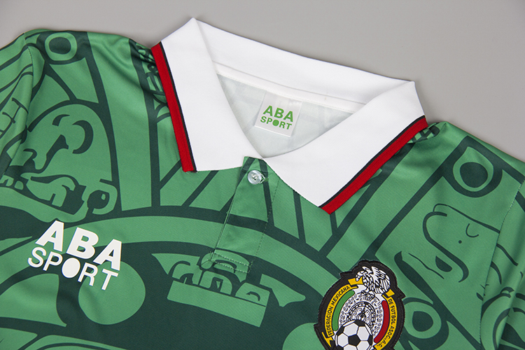 ... Previous Source Amazon com ABA Sport Mexico Authentic 1998 World Cup  Soccer Jersey Source · Mexico ... 0bf62aecd