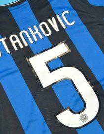 Stankovic Nameset, Inter Milan 2009-2010 Champions League Final Long-Sleeve