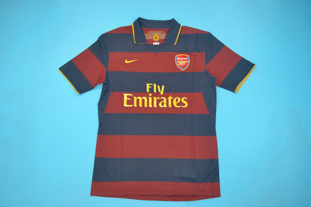1303bb3dfe5c Arsenal 2007-2008 Third Vintage Jersey  Free Shipping