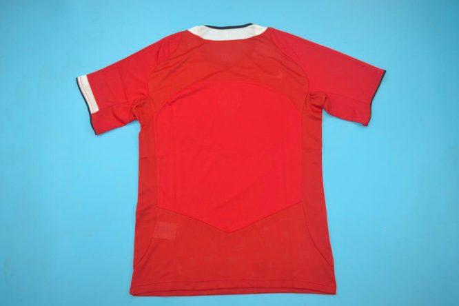 Blank Back Shirt, Manchester United 2005-2006 Short-Sleeve