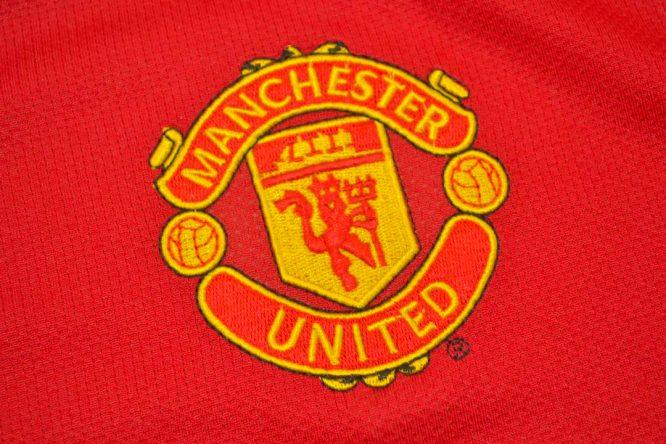 Club Emblem, Manchester United 2005-2006 Short-Sleeve