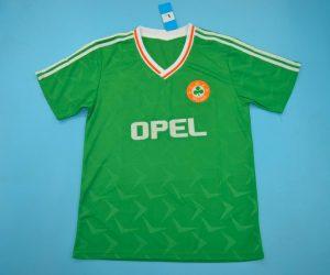 Front Shirt, Ireland 1990 Home