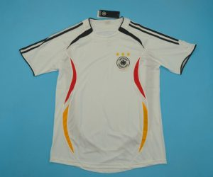 Shirt Front, Germany 2006 Home Short-Sleeve