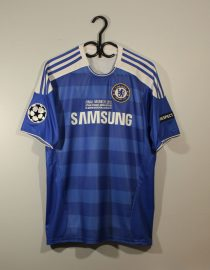 Shirt Front Blank, Chelsea 2011-12 Champions League Final
