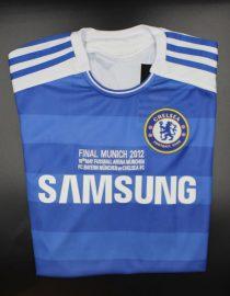 Shirt Front Alternate, Chelsea 2011-12 Champions League Final