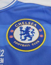 Shirt Chelsea Emblem, Chelsea 2011-12 Champions League Final