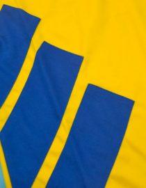 Shirt Side Details, Sweden 1994 Home Short-Sleeve