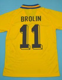 Brolin Nameset, Sweden 1994 Home Short-Sleeve