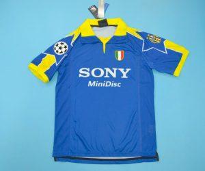 Shirt Front, Juventus 1997-1998 Away Short-Sleeve
