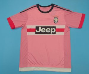 Shirt Front, Juventus 2015-2016Away