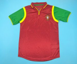 Shirt Front, Portugal 1998-1999 Home