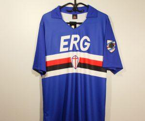 Shirt Front, Sampdoria 1990-1991