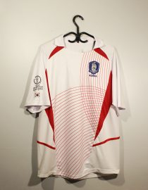 Shirt Front, South Korea 2002 Away Short-Sleeve