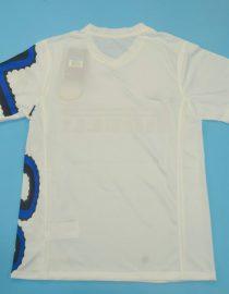 Inter Milan 2010 2011 Away Dragon Shirt Free Shipping