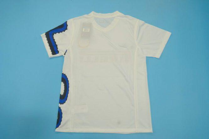 Shirt Back Blank, Inter Milan 2010-2011 Away Dragon Short-Sleeve