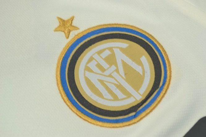 Shirt Inter Emblem, Inter Milan 2010-2011 Away Dragon Short-Sleeve