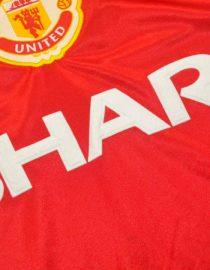 Shirt Sharp Imprint, Manchester United 1984-1986 Home
