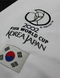 Shirt 2002 World Cup Logo, South Korea 2002 Away Short-Sleeve