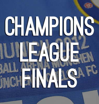 Champions League Finals Homepage