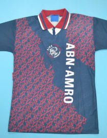 Shirt Front, Ajax Amsterdam 1994-1995 Away