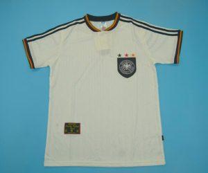 Shirt Front, Germany 1996 Short-Sleeve