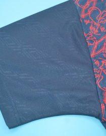 Shirt Sleeve Front, Ajax Amsterdam 1994-1995 Away