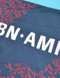 Shirt ABN-AMRO Emblem, Ajax Amsterdam 1994-1995 Away