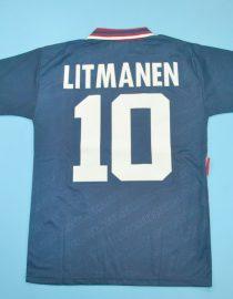 Litmanen Nameset, Ajax Amsterdam 1994-1995 Away