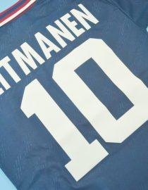 Litmanen Nameset Alternate, Ajax Amsterdam 1994-1995 Away