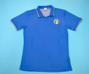 Shirt Front, Italy 1990 Short-Sleeve Kit