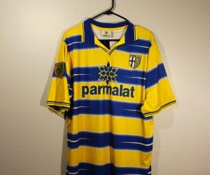 Shirt Front, Parma 1998-1999 Short-Sleeve Kit