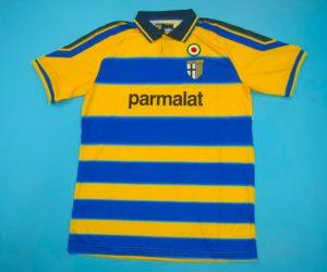 Shirt Front, Parma 1999-2000 Short-Sleeve