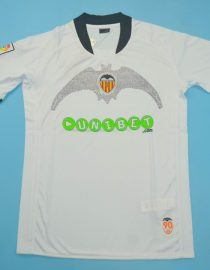 Shirt Front, Valencia 2009-2010