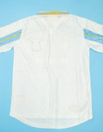 Shirt Back Blank, Lazio 2000-2001 Home Centenary