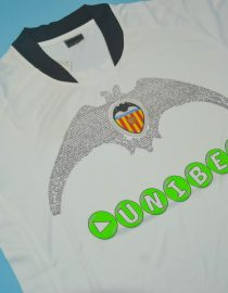 Shirt Front Alternate, Valencia 2009-2010