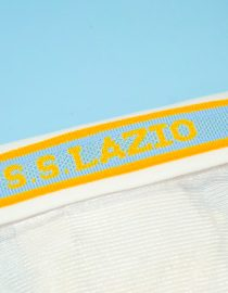 Shirt Collar Back, Lazio 2000-2001 Home Centenary