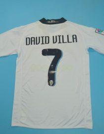 Villa Nameset, Valencia 2009-2010