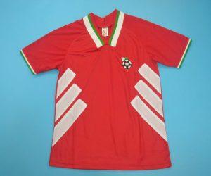 Shirt Front, Bulgaria 1994 Home