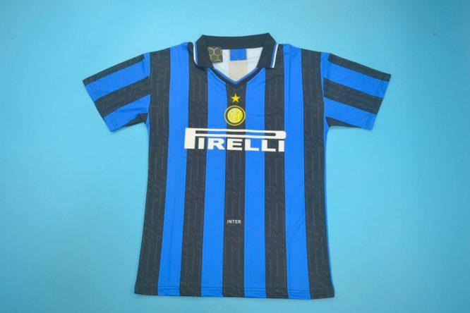 Shirt Front, Inter Milan 1997-1998 Home