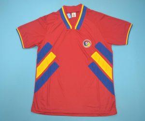 Shirt Front, Romania 1994 Away