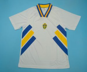 Shirt Front, Sweden 1994 Away