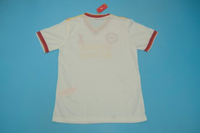 Shirt Back Blank, Liverpool 1985-1986 Away