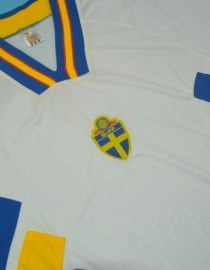 Shirt Front Alternate, Sweden 1994 Away