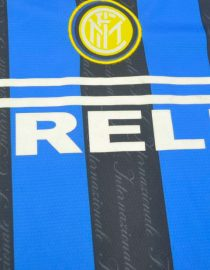 Shirt Pirelli Sign, Inter Milan 1997-1998 Home