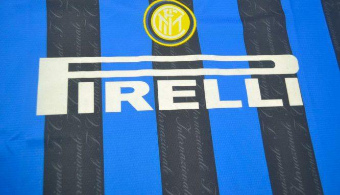 Shirt Pirelli Sign, Inter Milan 1997-1998 Home