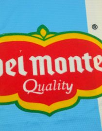 Shirt Del Monte Logo, Lazio 1999-2000 Third