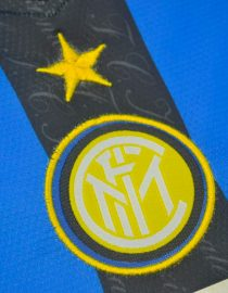 Shirt Inter Logo, Inter Milan 1997-1998 Home