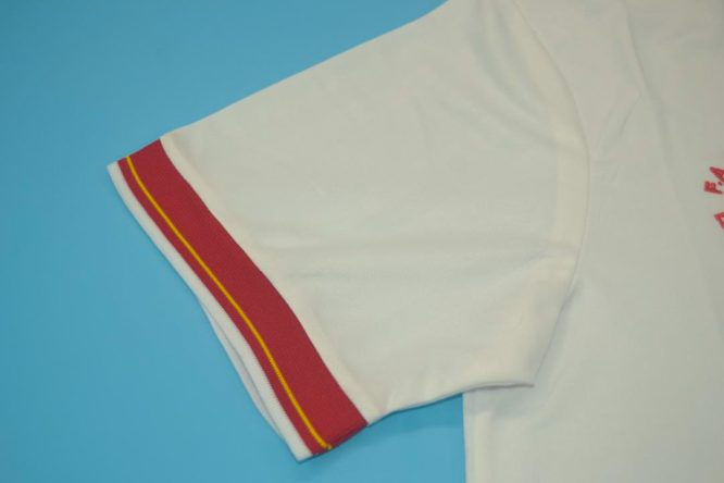 Shirt Sleeve, Liverpool 1985-1986 Away