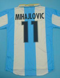 Mihajlovic Nameset, Lazio 1999-2000 Third