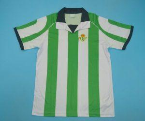 Shirt Front, Betis Sevilla 1998-1999 Short-Sleeve